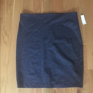 Old navy Ponte-knit pencil skirt